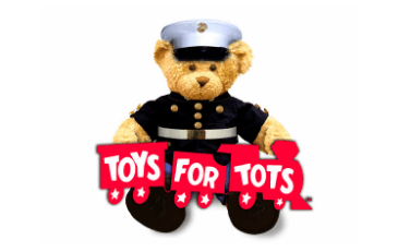 Image of Toys for Tots Logo