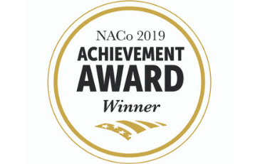 Image of 2019 NACo Achievement Award Logo