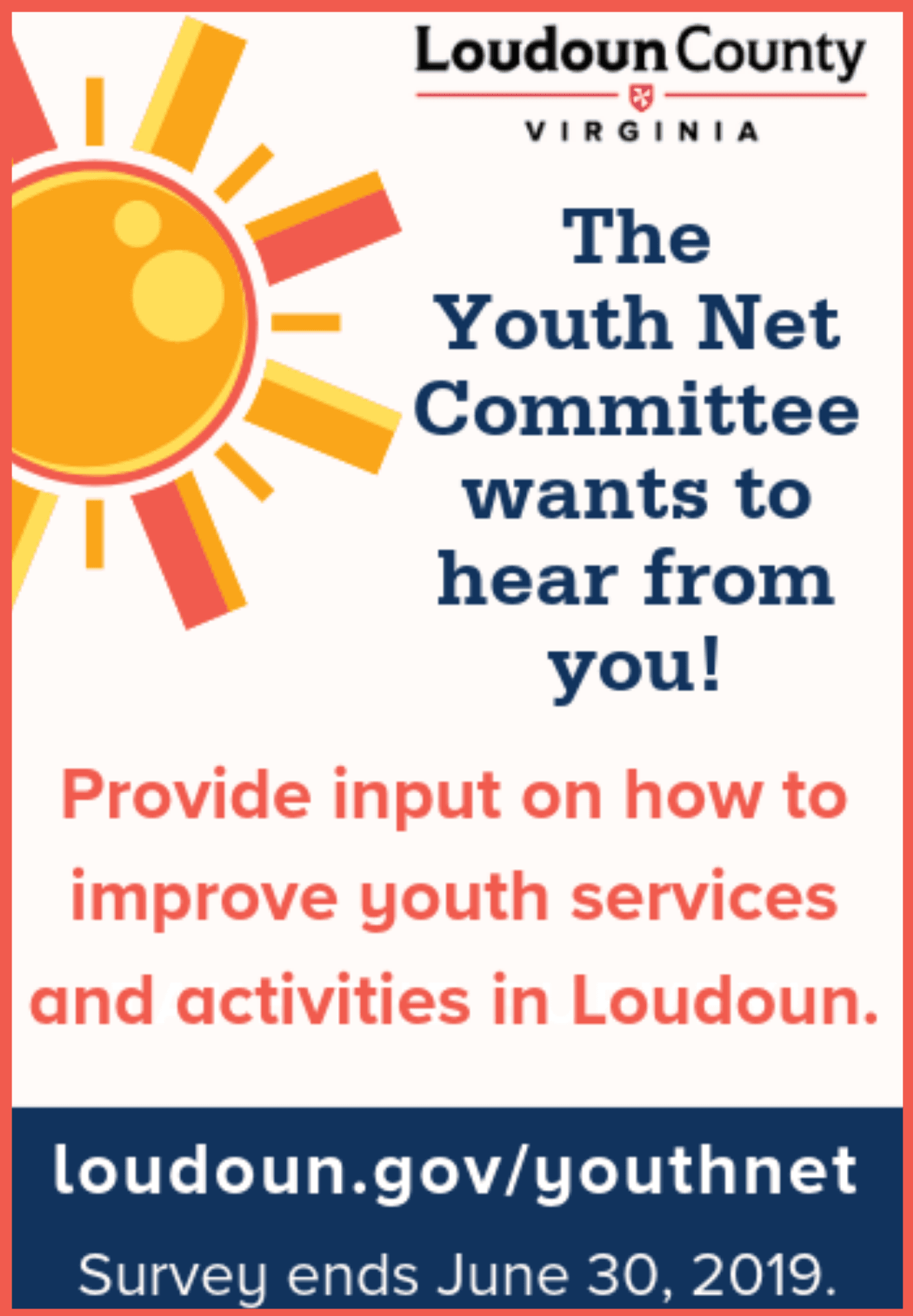 Link to Youth Net Information and Survey
