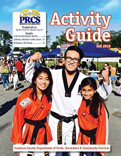 Image of 2019 fall Activity Guide front cover