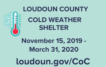 Image of Cold Weather Shelter 2019 Graphic