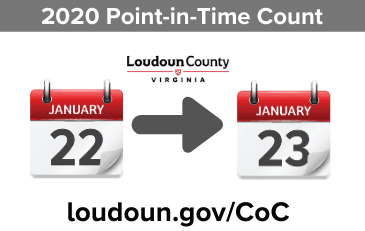 Image of Point in Time Graphic with January 22 and 23 calendars