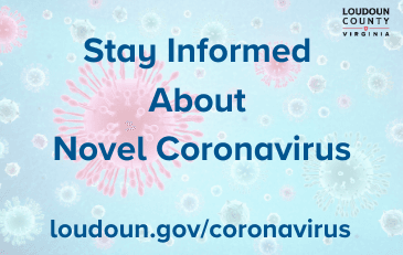 Image of stay informed about coronavirus