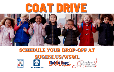 2021 Coat Drive Newsflash