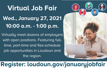 Link to Virtual Job Fair Registration