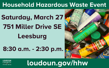 Link to information about household hazardous waste