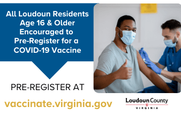 Link to online pre-registration for COVID-19 vaccine
