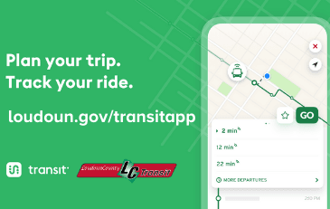 Link to information about the Transit app